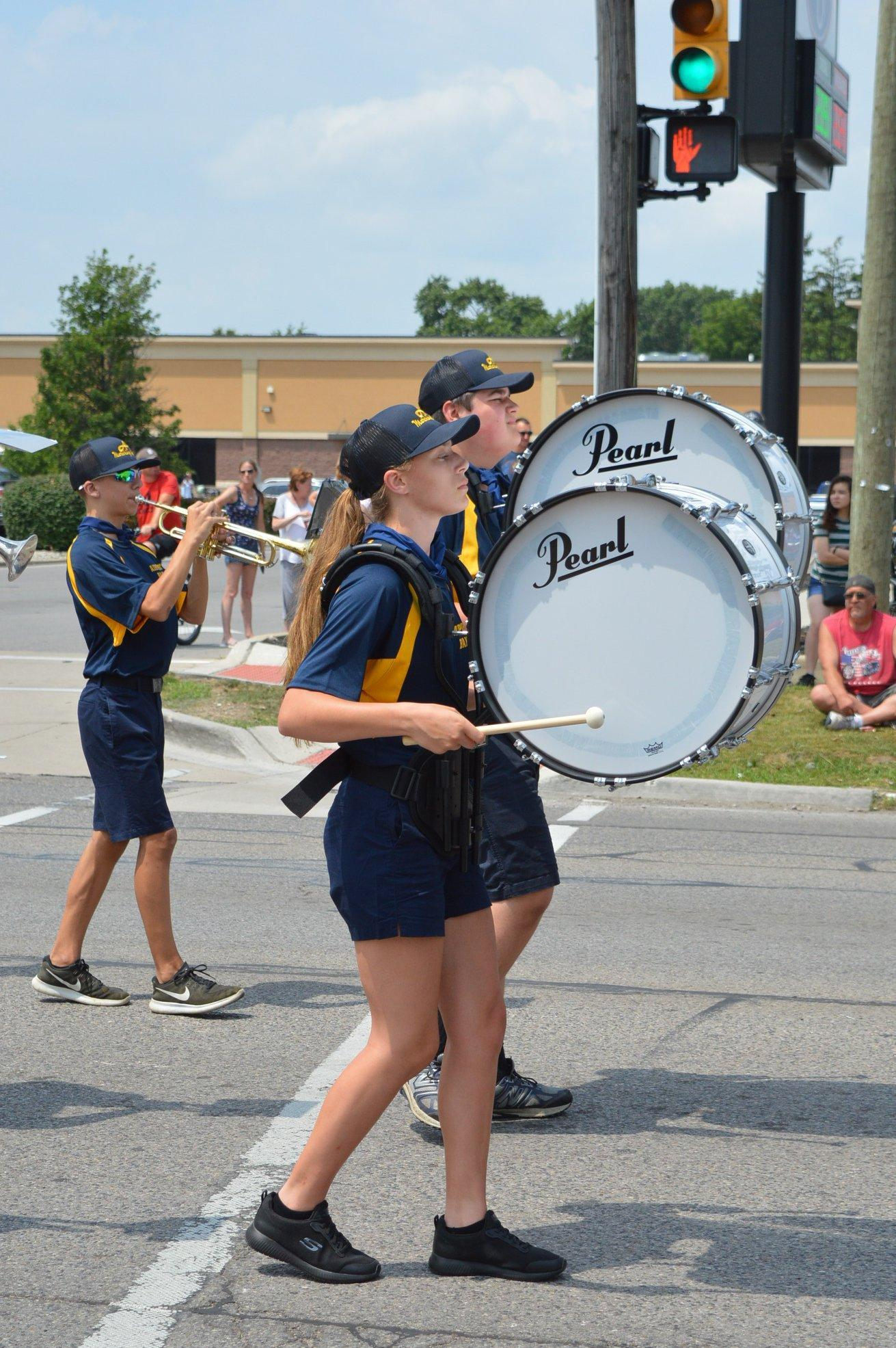 2019 County Fair Parade