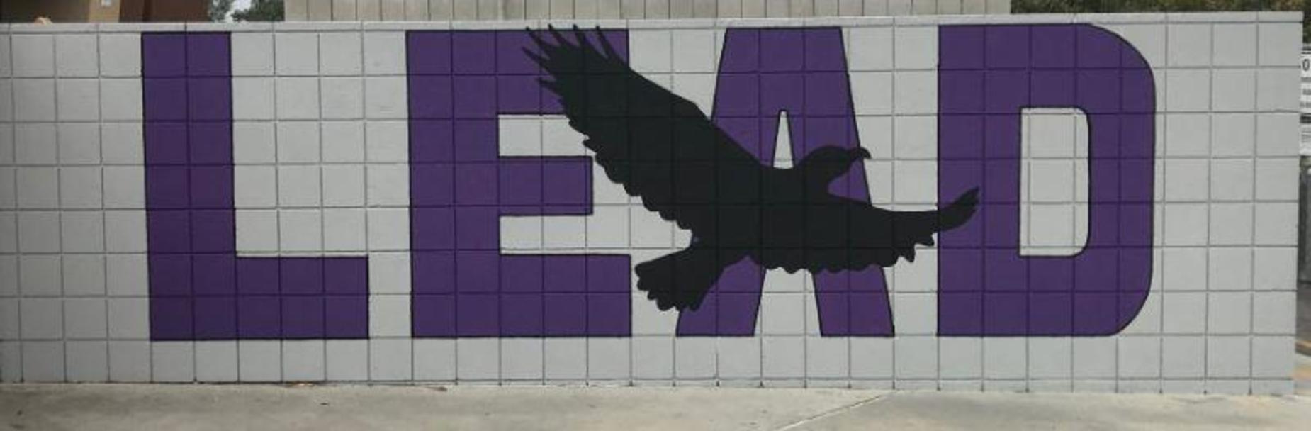Lead Mural