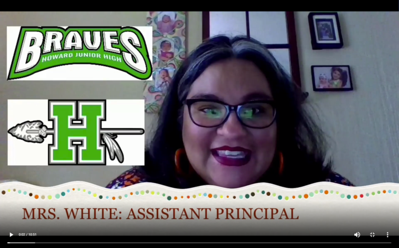 assistant principal Mrs. White