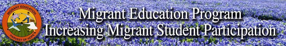 Migrant banner
