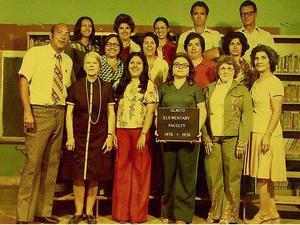 Olmito class 50th anniversary