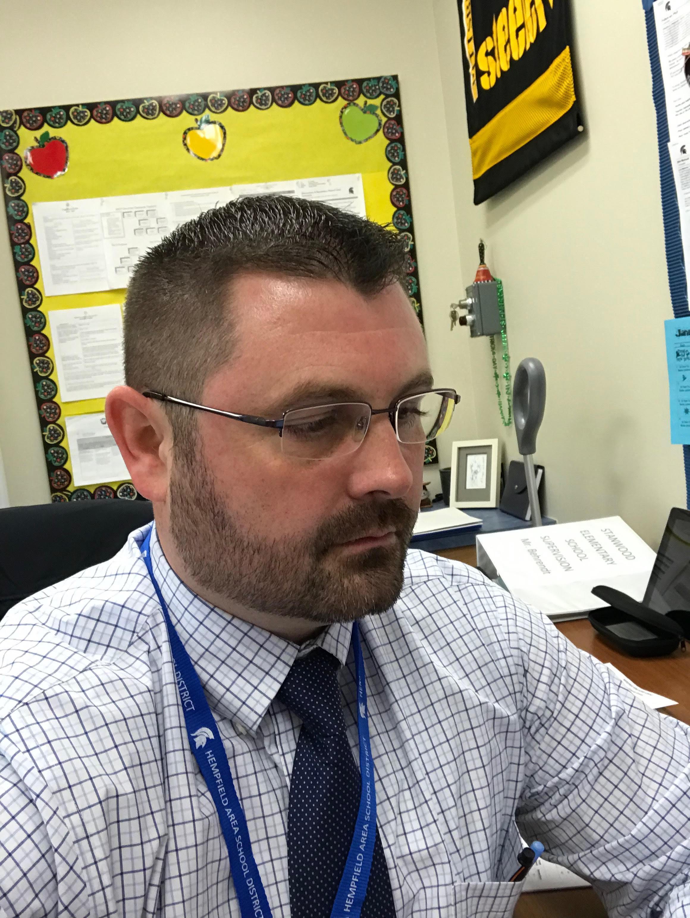 Mr. Behrendt