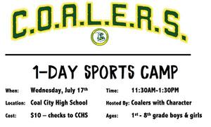 One Day Sports Camp