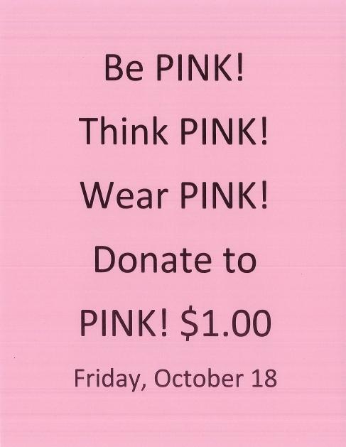 Dig PINK! Wear PINK! Thumbnail Image