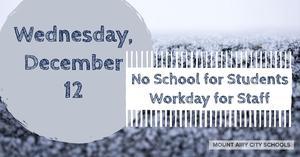 Wednesday, December 12