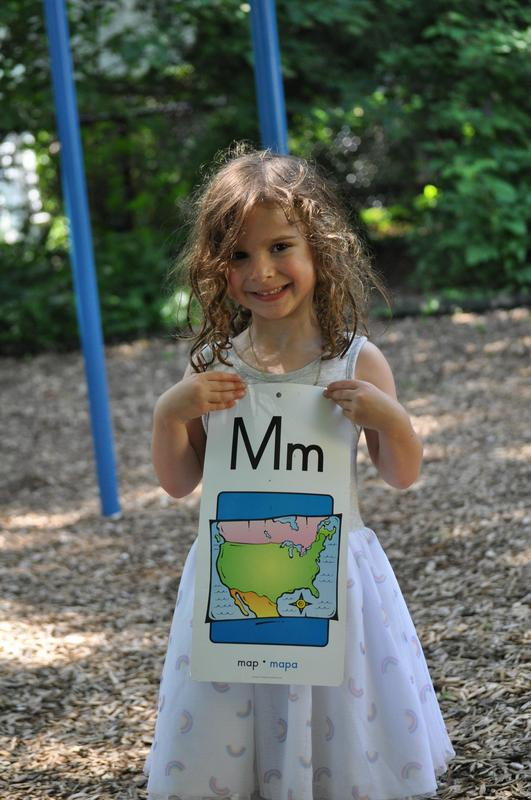 Nursery School Letter Search Featured Photo
