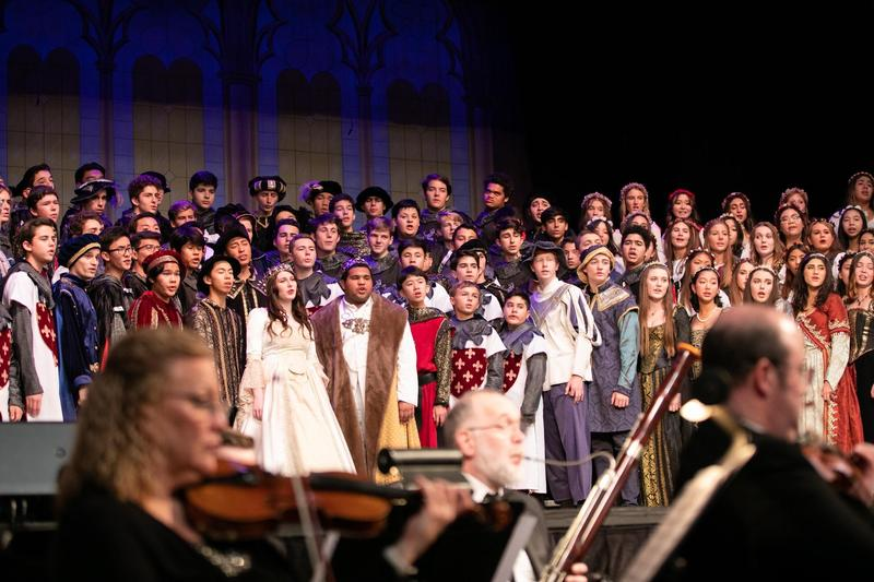 Madrigal Feast Featured Photo