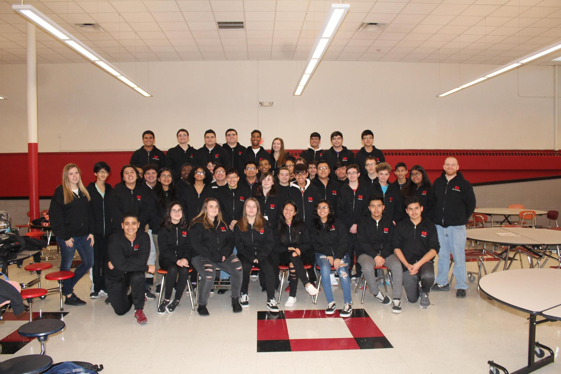 2019-2010 Bound Brook HS Robotics Team