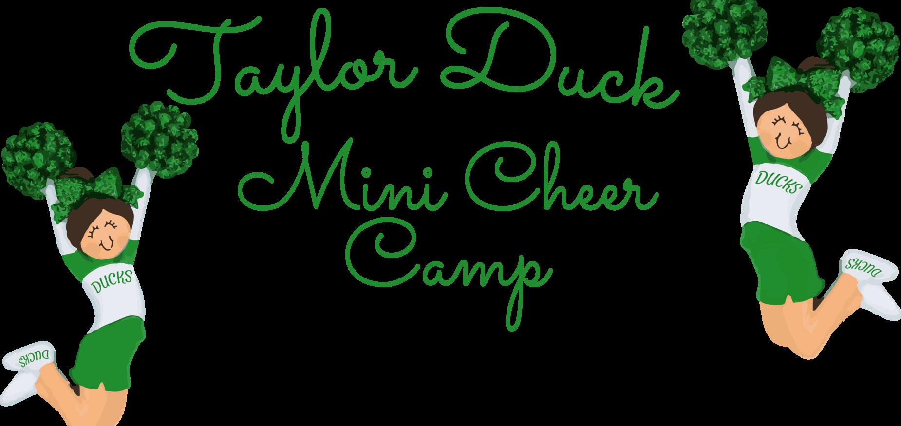 mini cheer camp rescheduled 2021