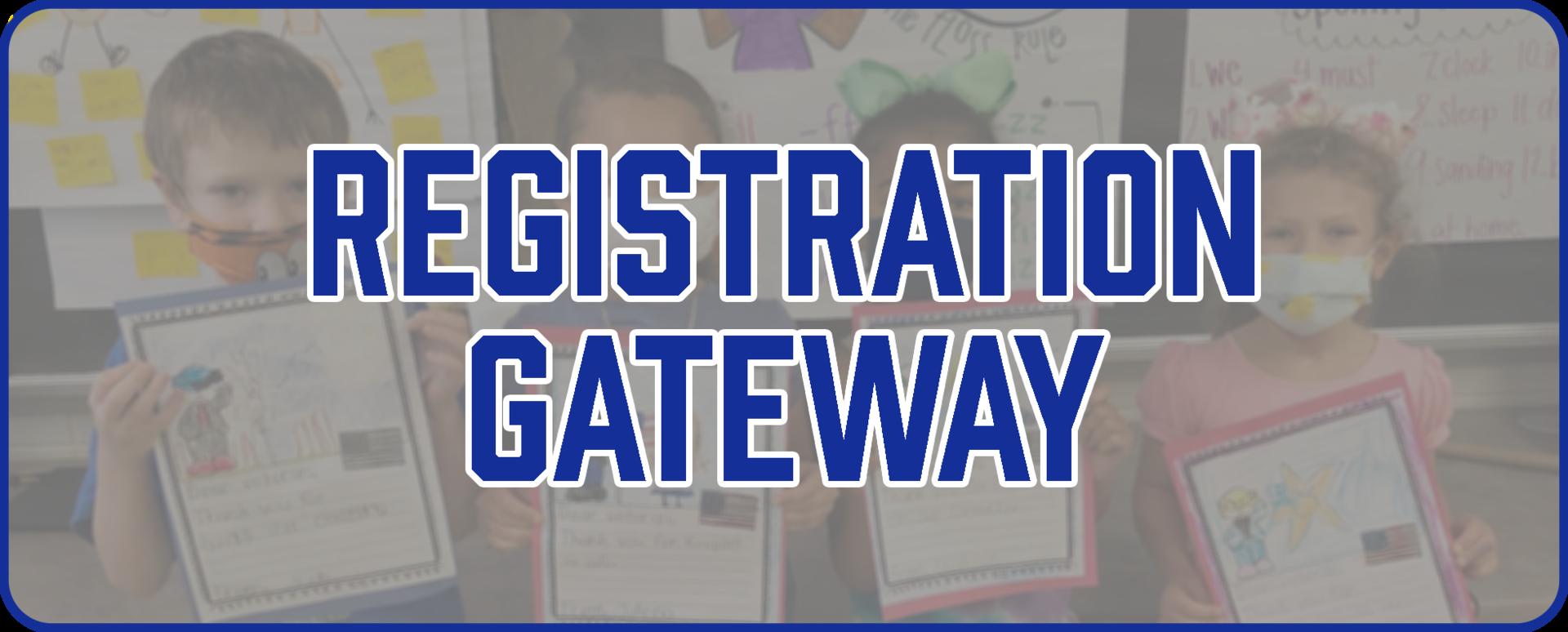 Registration Gateway icon