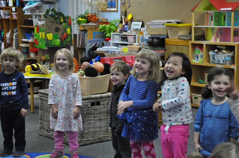 Preschool Music Class Featured Photo