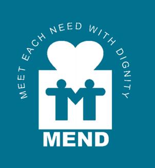MEND Logo Image