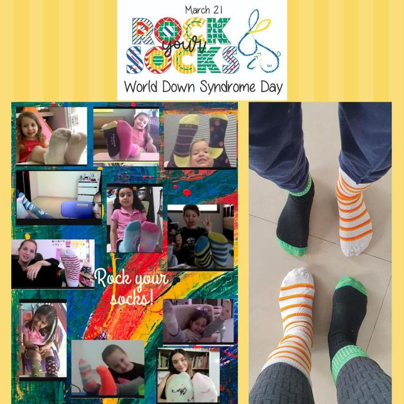 The Euro Family joins the Rock your Socks movement! Featured Photo