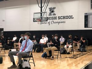 Diversity assembly at Xavier