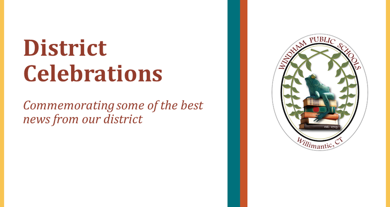 District Celebrations: Commemorating some of the best news from our district! Thumbnail Image