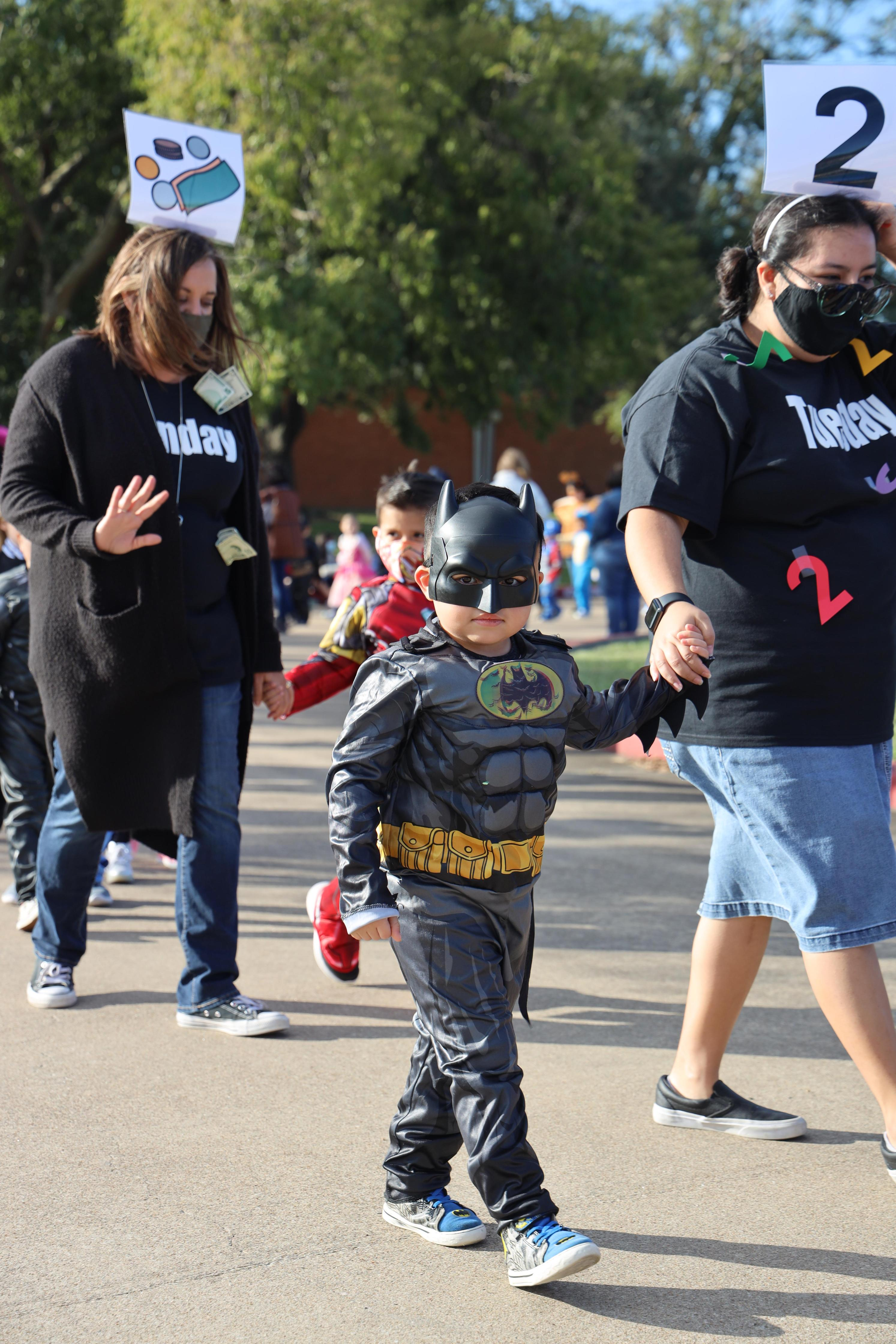 Early Childhood Center Halloween Parade