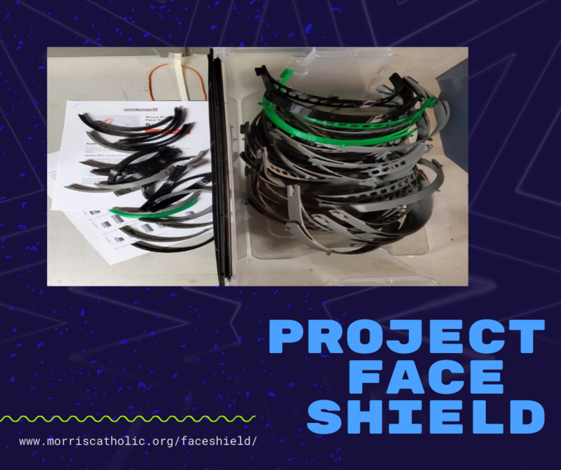 Project Face Shield Featured Photo