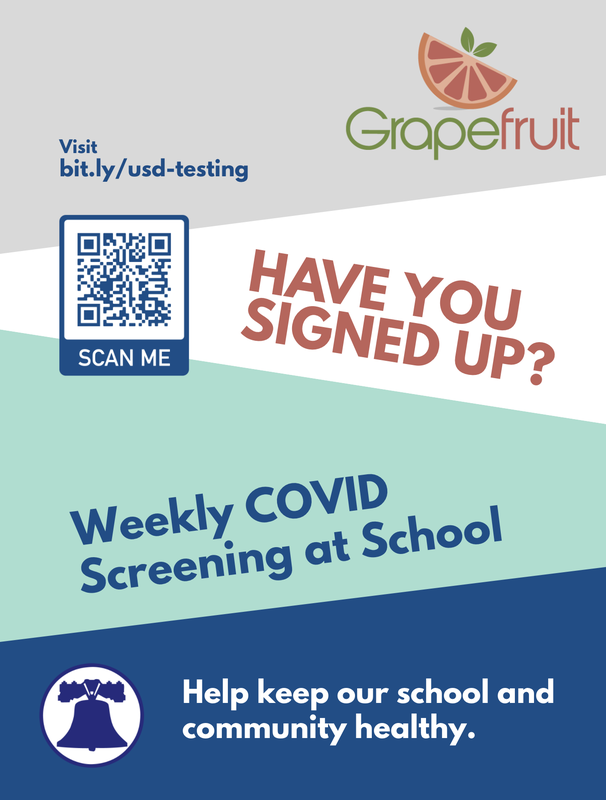 Weekly COVID-19 Testing for Students Featured Photo