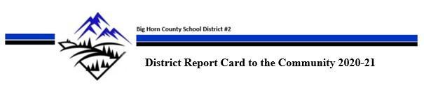 Report card banner