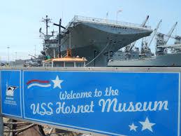 USS Hornet Flyer