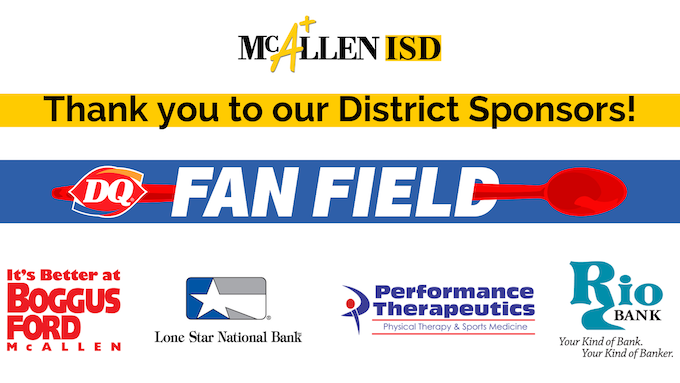 Distance Learning Sponsors