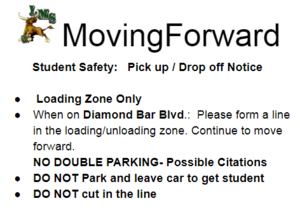 Drop off/Pick Up Guidelines