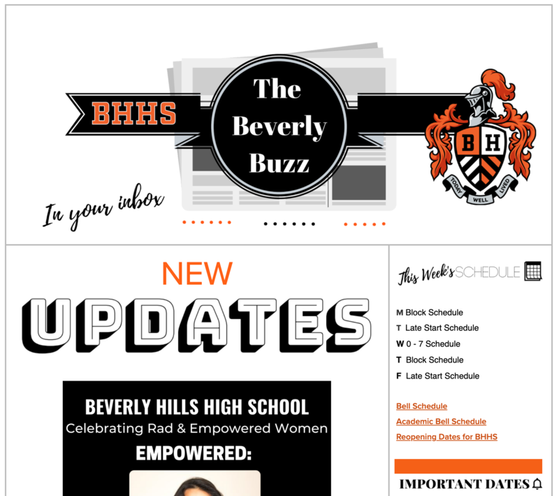 BHHS Newsletter - The Beverly Buzz - March 17, 2021