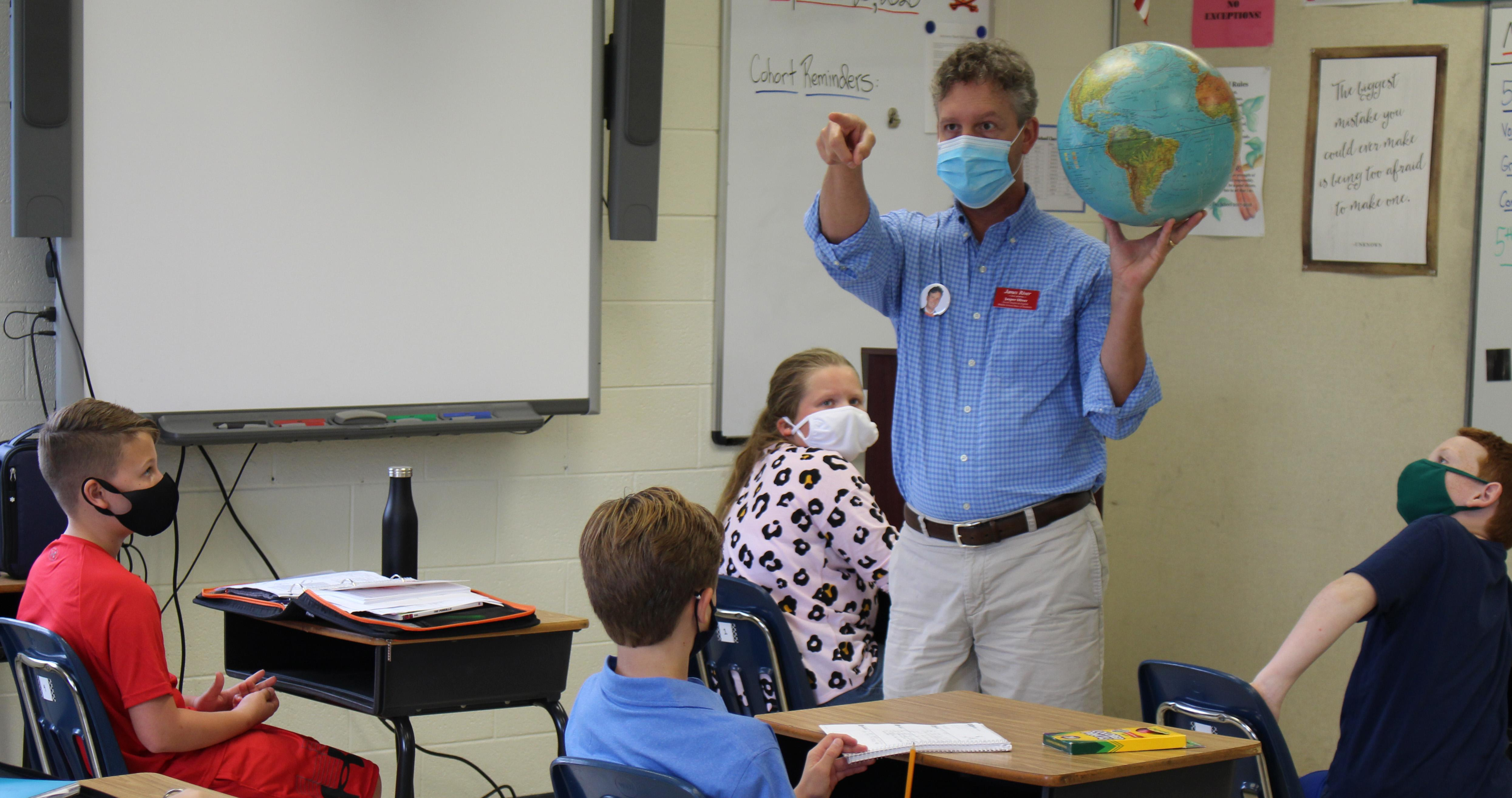 teaching students to be good world citizens