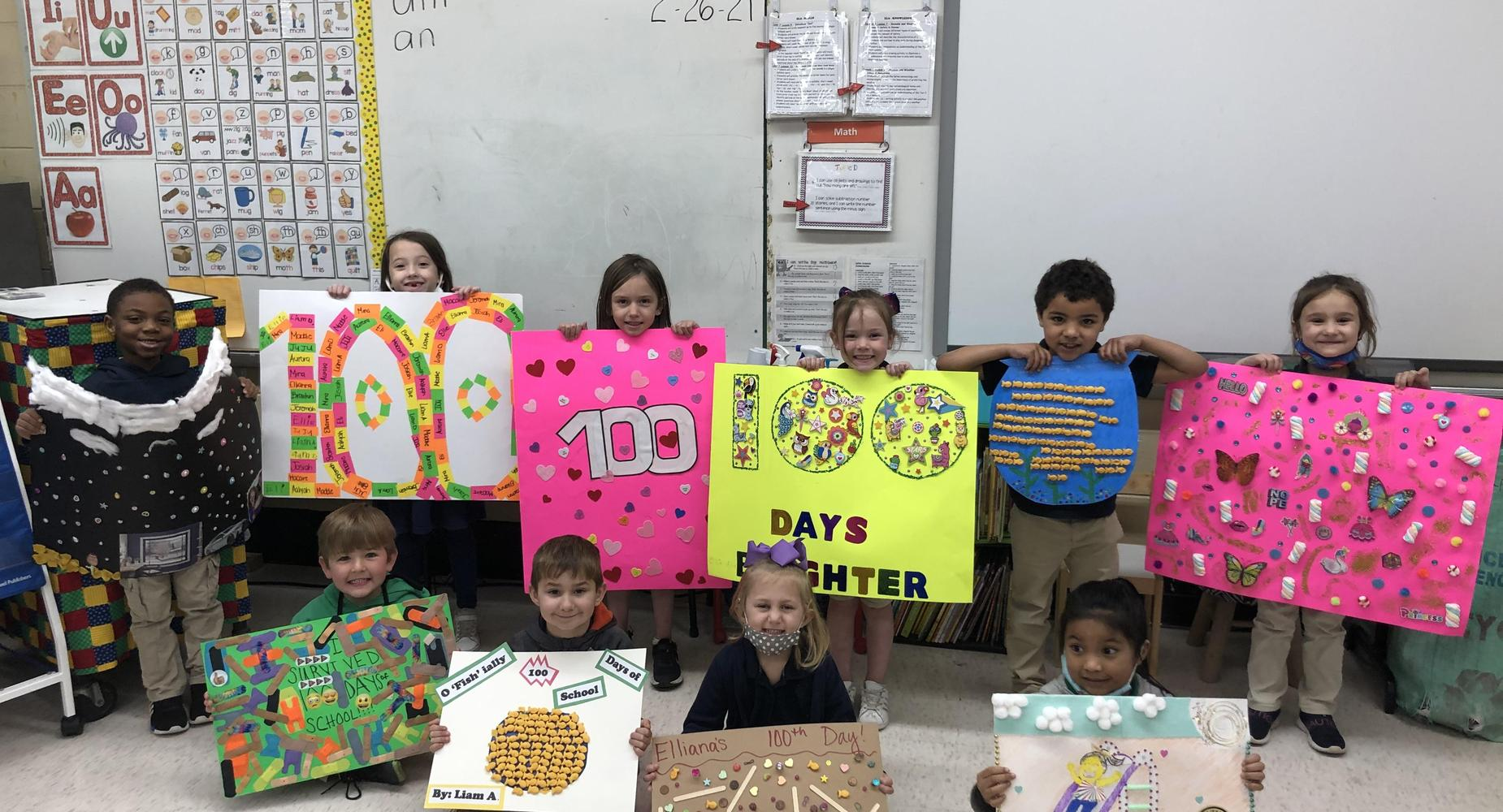 100 th day pic 1