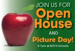 Open House & Picture Day - AUGUST 23rd Featured Photo