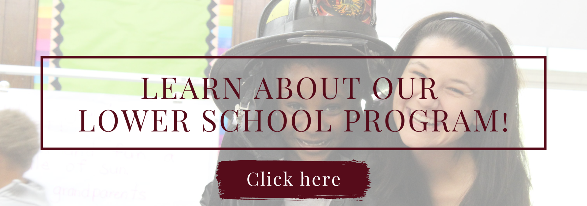 Learn about our Lower School Program!