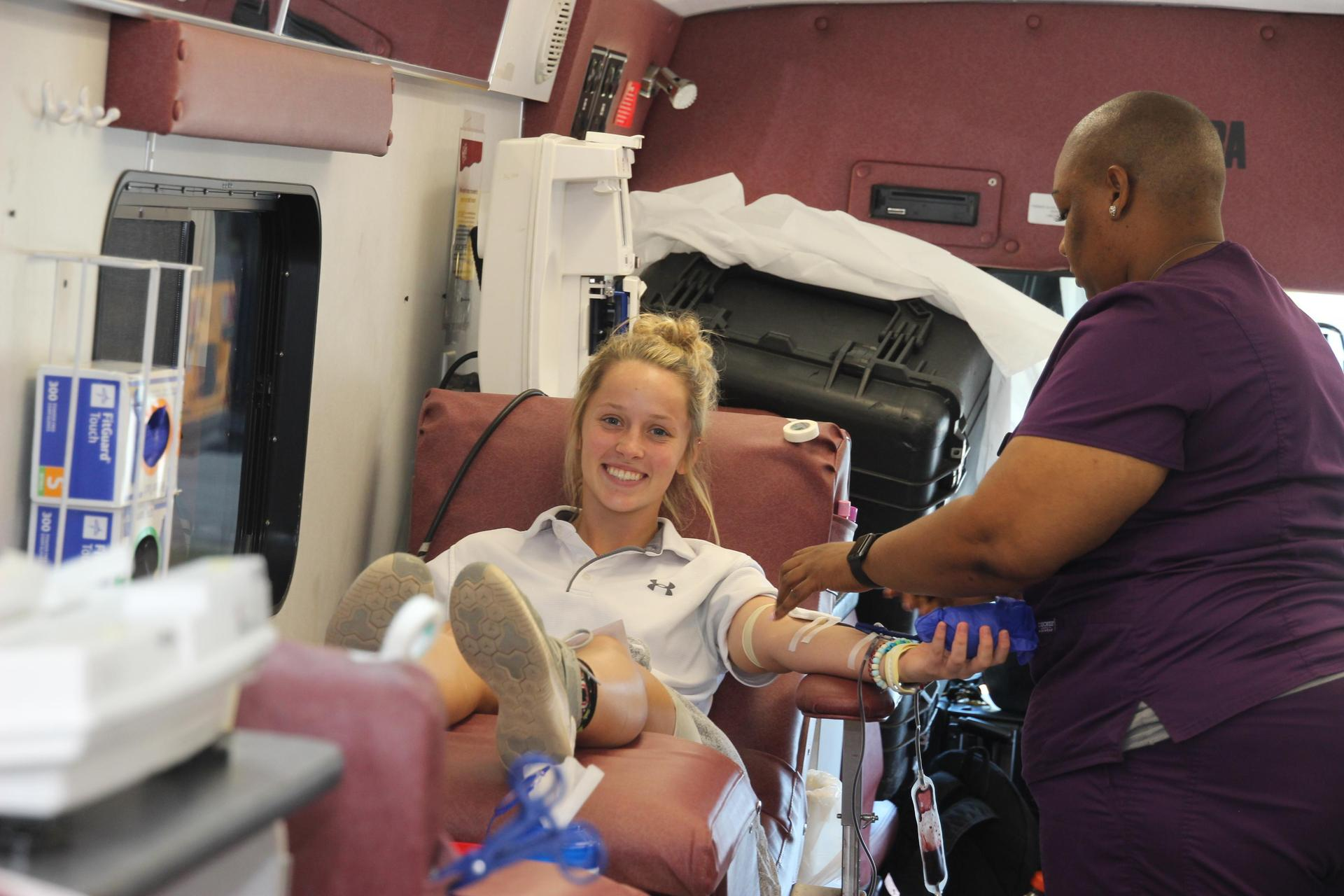 Blood Donor Picture