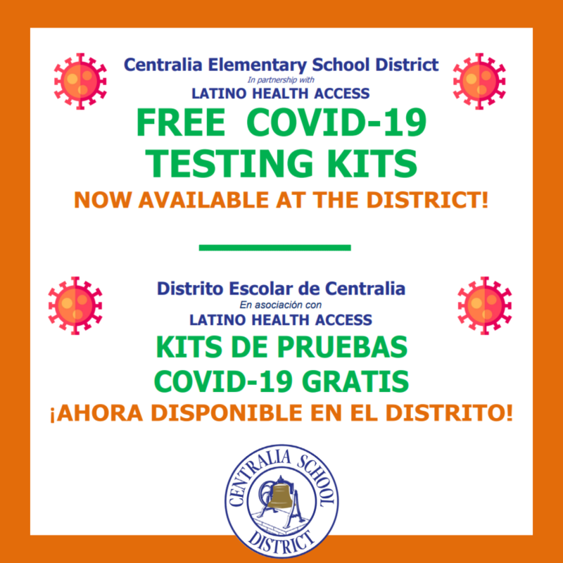 Free COVID-19 Testing Kits