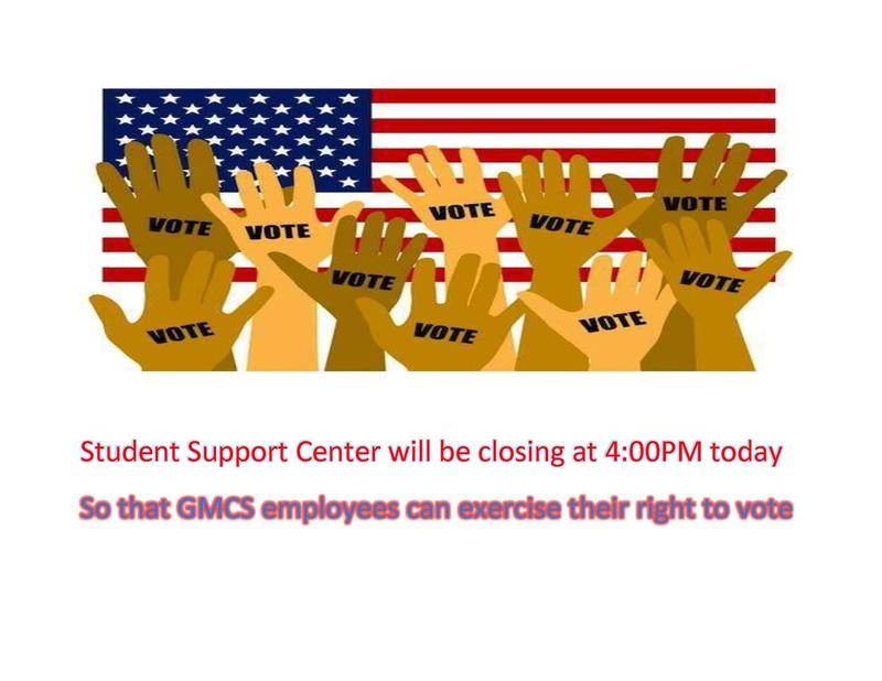 Closed for Voting