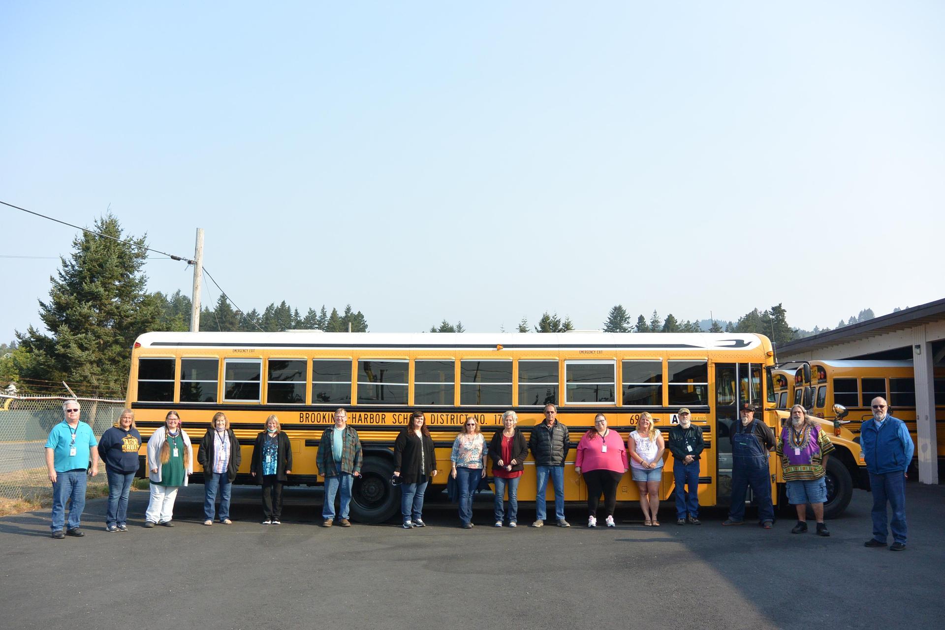 2021-22 Transportation Team