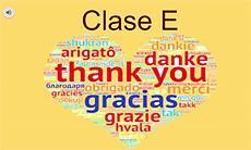 Gracias Movie by Readiness Class E