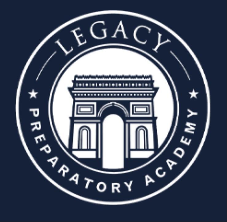 Legacy Preparatory Academy best charter school in Utah - Logo