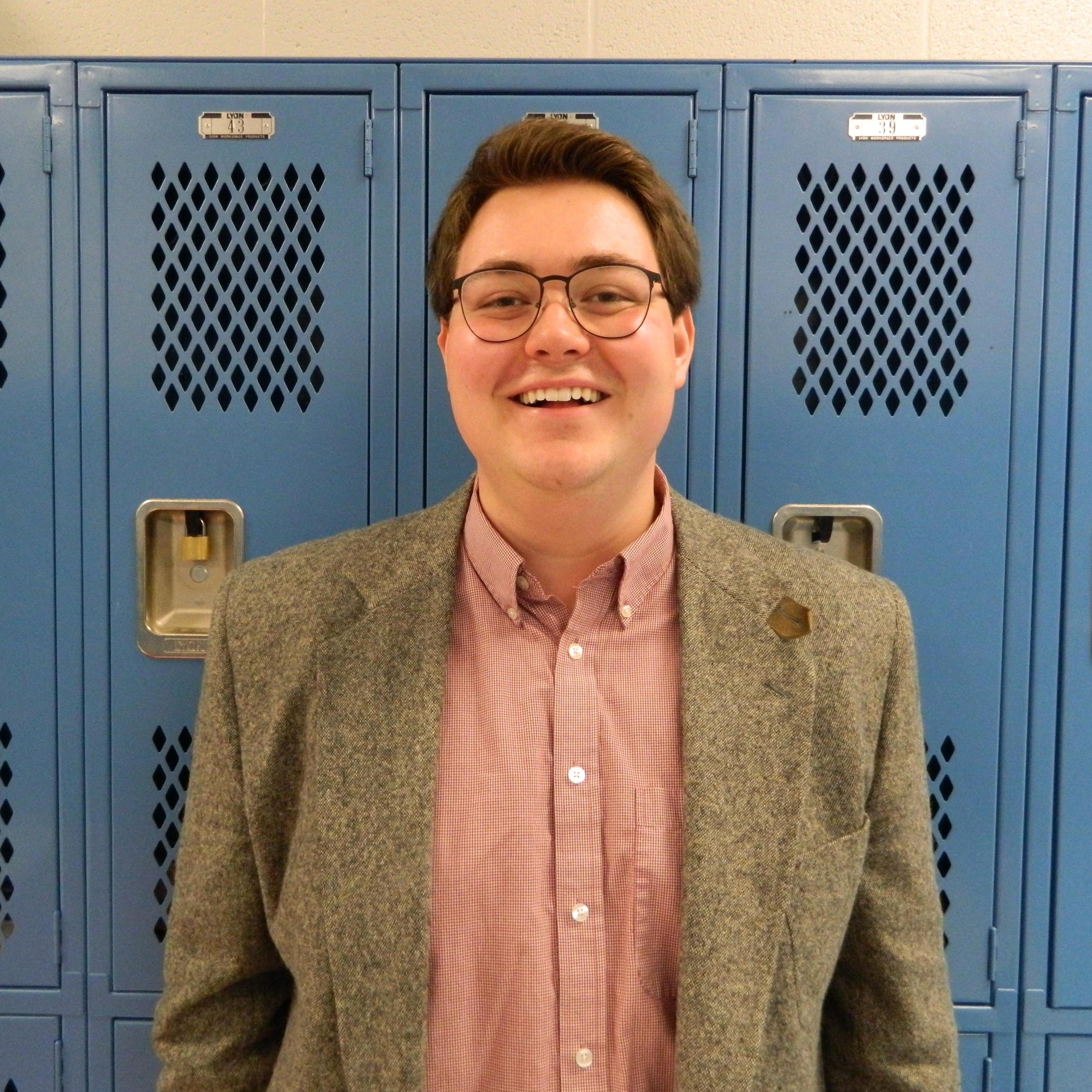 Caleb Reed's Profile Photo