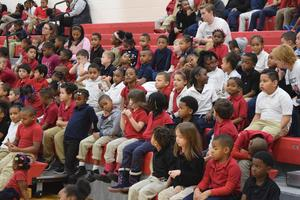 South students engaged in the program