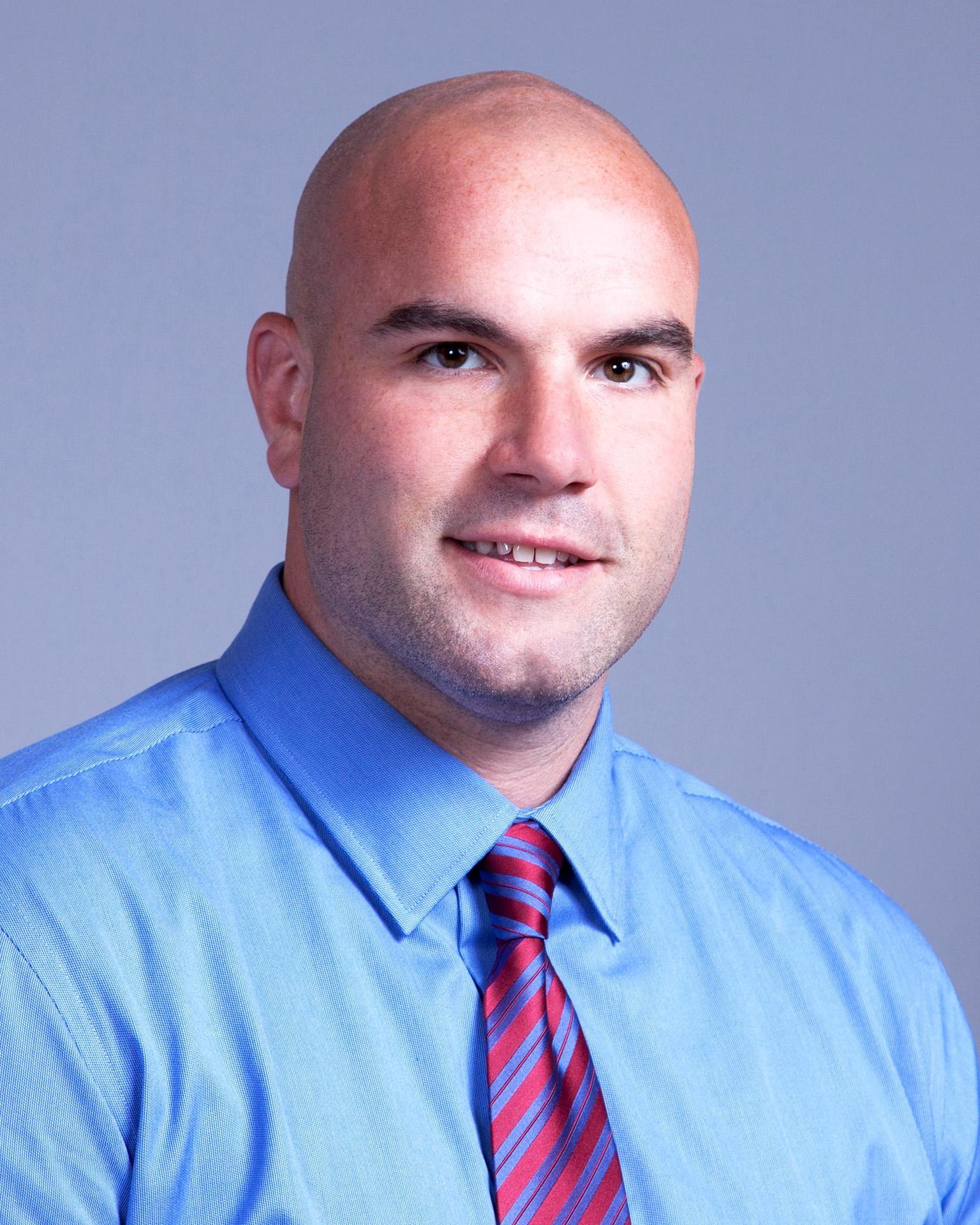 Assistant Principal Dennis Lynch