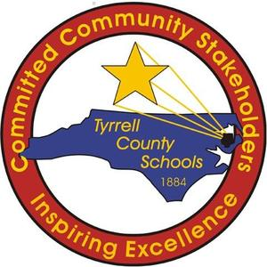 Tyrrell County Schools Logo