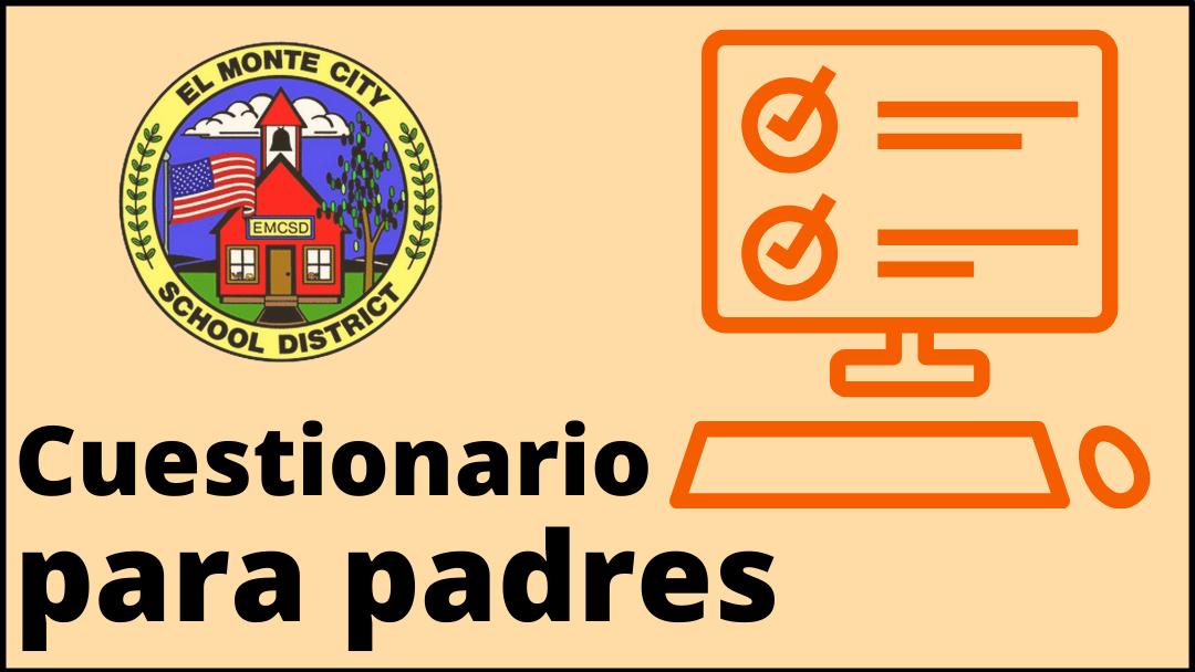 Parent Questionnaire Graphic SPANISH