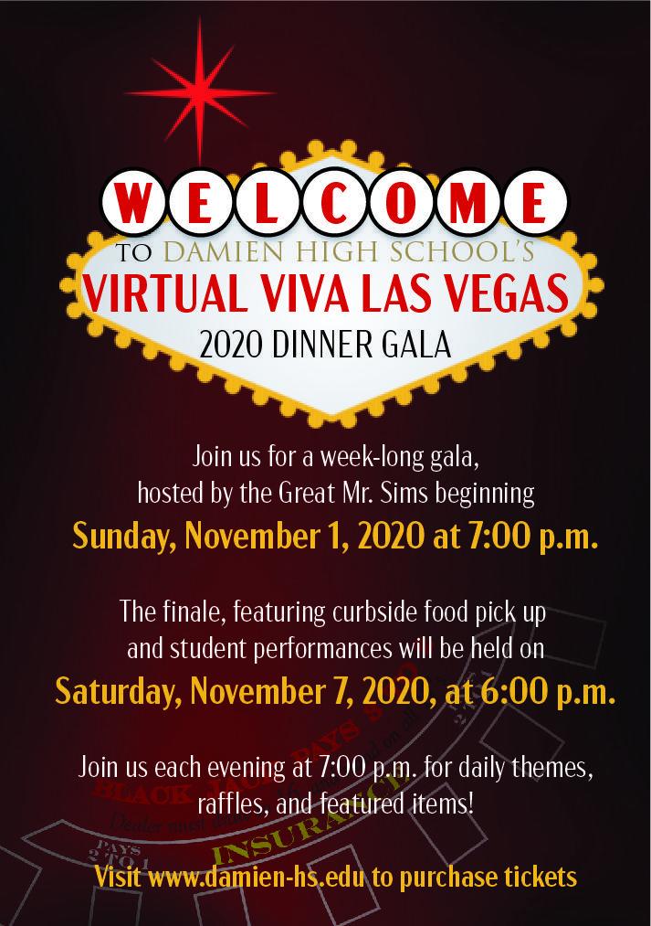 2020 Virtual Viva Las Vegas Gala