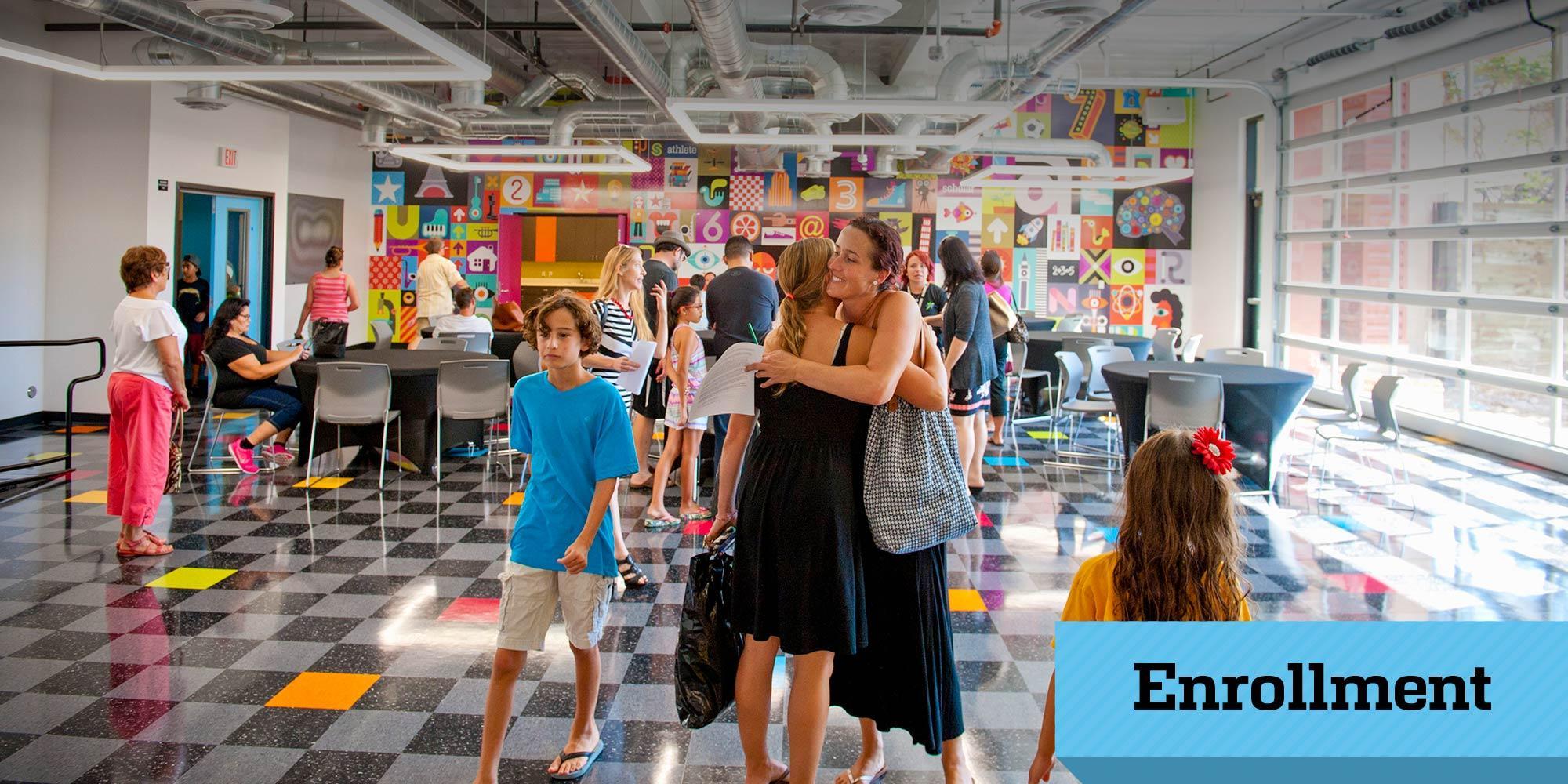 Urban Discovery Schools Enrollment