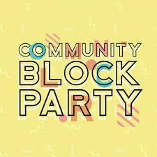 Community Block Party icon