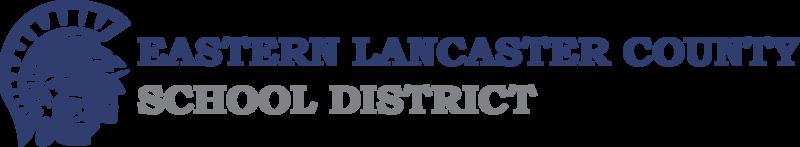 Eastern Lancaster County School District Logo Header