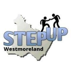 STEP UP Westmoreland Logo