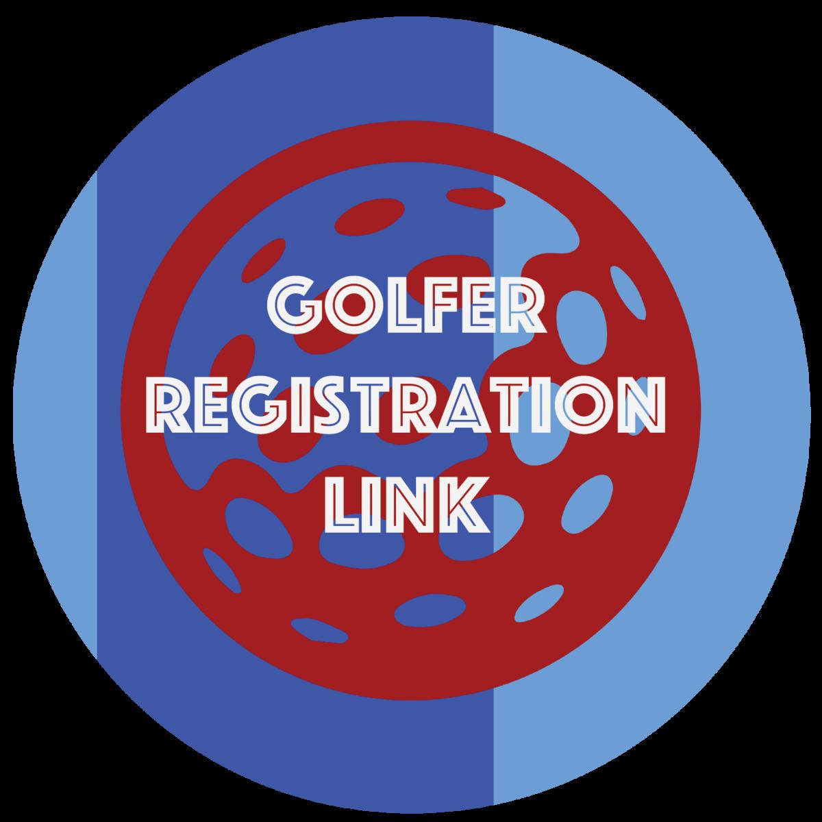 Golfer Registration