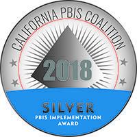 PBIS Silver Award Image