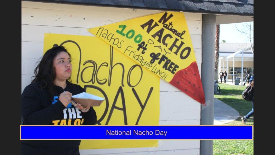 Nacho Day
